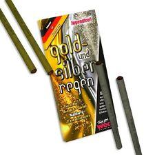Feuerwerk Gold und Silberregen 8-teilig Von Weco