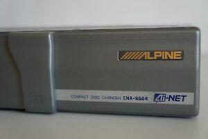 Retro ALPINE CHA-S604 AINET 6-DISC Car CD Changer Porsche Mercedes Benz