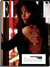 Elle - 2011, February - Katie Holmes, Glee, Mad Men, Modern Family, True Blood