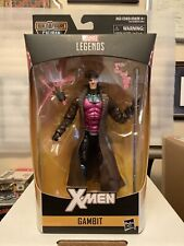 "Hasbro Marvel Legends X-Men Gambit 6"" Action Figure BAF Caliban NEW/SEALED"