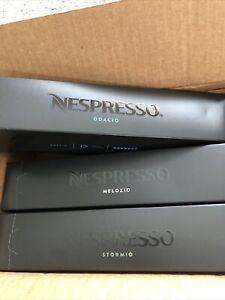Nespresso Vertuo Melozio, Odacio, Stormio Coffee Capsules 30 Count Exp 3/2022