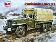 1/35 Studebaker US6 U4 WWII Army Truck ICM - 35514