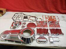 Harley Davidson 2007-16 Softail Chrome Engine Kit, Open Box. 16330-08