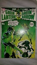 Green Lantern #76-start of the classic run that redefined comics! Adams/o'neil