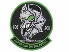 USAF Black Ops Area 51 Alone And On The Prowl Desert Prowler Aviation Patch New
