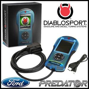 Diablo Sport Predator 2 Programmer Tuner 1999-2018 GAS Ford F-150 F-250 F-350