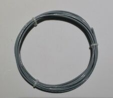 16 Awg Mil Spec Wire Type E Gray Ptfe Stranded Silver Plated Copper 10 Ft