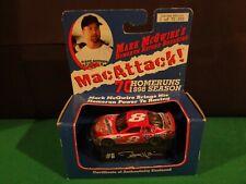 1999 MAISTO BOBBY HILLIN, JR. MAC ATTACK 1:64 SCALE DIECAST REPLICA RACECAR