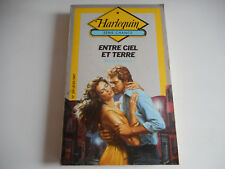 ENTRE CIEL ET TERRE - MARY HASKELL - EDITIONS HARLEQUIN N°205 JUIN 1987