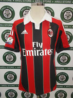 maglia calcio shirt maillot camiseta trikot MILAN DE JONG TG M 2012/13