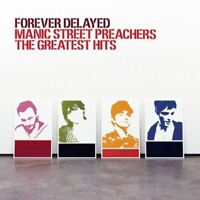 MANIC STREET PREACHERS forever delayed - the greatest hits 2X CD special edition