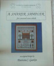 A SHAKER SAMPLER by Patricia Gaskin Designs