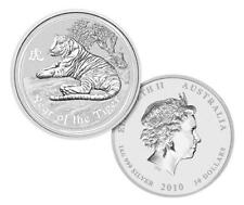 1 kg Silber,Silver Münze Lunar II Tiger 2010 Perth Mint Australia 30 Dollar