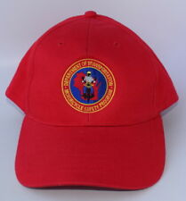 DEPARTMENT OF TRANSPORTATION MOTORCYCLE SAFETY PROGRAM One Size Baseball Cap Hat