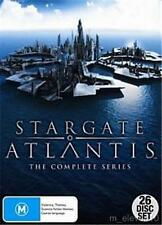 STARGATE ATLANTIS Complete Series SEASONS 1 - 5 : NEW DVD
