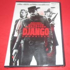 Django Unchained, Brand NEW- DVD, 2013 Jamie Foxx, Quentin Tarantino FREE SHIP!