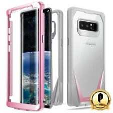 Poetic For Samsung Galaxy Note 8 Case [Guardian] Shockproof Rugged Cover Pink