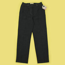 NEW NAVY/JEAN LOOK LIGHT WEIGHT OFFICE, EVENING WEAR TROUSERS SIZE 8-10? LEG 30""