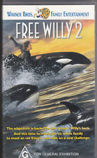 COLLECTABLES ~  14 FAMILY &  CHILDRENS VHS PAL VIDEOS ~ FREE WILLY 2, CASPER