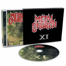 METAL CHURCH - XI - CD NEW SEALED 2016