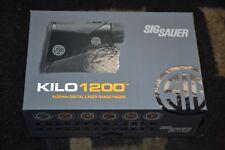Sig Sauer KILO 1200 4x20mm Digital Laser Rangefinder NIB SOK12401