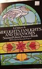 Stained glass pattern book Sidelights Fanlights and Transoms 180 designs
