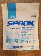 Advocare SPARK ENERGY Blue Raspberry Sealed 14 Stick Pack Sugar Free NEW