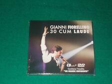 GIANNI FIORELLINO 30 CUM LAUDE CD + DVD