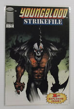 Image Comics 1993 Issue 1 YoungBlood StrikeFile Never Read
