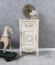 Night Table Cottage Cabinet Dresser Nightstand Bedside Antique Console