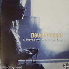 Deva Premal - Mantras for Precarious Times (CD)  Yoga Music - VG++ 9/10
