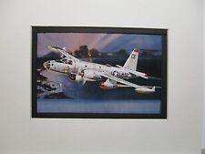 Lockheed P2V Neptune Revell  Model Airplane Box Top Art Color  artist G2