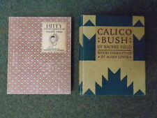 Hitty: Her First Hundred Years; Calico Bush [2 volumes]. by Field, Rachel