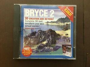 BRYCE 2. PC CD-ROM (C43)