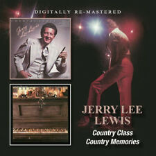 Jerry Lee Lewis : Country Class/Country Memories CD (2016) ***NEW***