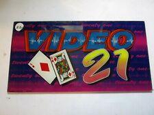 Video Poker Glass