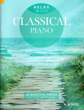 Relax with Classical Piano - 33 Beautiful Pieces - ED13850 - 9781847613981