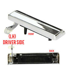For S10 Blazer S15 Jimmy Sonoma Front Rear Outer Chrome Door Handle 20111713 Lh