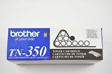 Brother Genuine OEM TN-350 Black Toner Cartridge HL-2040 MFC-7420 DCP-7020