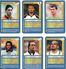 ROY KEANE (REPUBLIC OF IRELAND), WORLD FOOTBALL STARS, TOP TRUMPS, CARD.