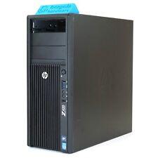 HP Z420 V1 Workstation E5-1603 v1 2.8GH 4Core CPU 16GB DDR3 Registered RAM DVDRW