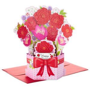 Hallmark Paper wonder Pop Up Valentine's day Card