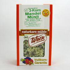 (10,73/kg) Werz 3 Korn Mandel Müsli vegan bio 400 g