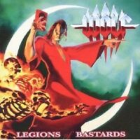 "WOLF ""LEGIONS OF BASTARDS"" CD NEW+"