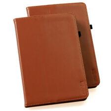 """Leder Cover für Samsung Galaxy Tab S3 Tablet 9,7"""" Schutzhülle Case Tasche braun"""