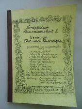 Nordpfälzer Hausmannskost II. Essen an Fest- und Feiertagen 1986 Kochbuch
