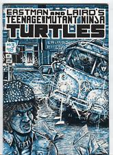 Eastman and Lairds Teenage Mutant Ninja Turtles #3 1985 Mirage 1st Print