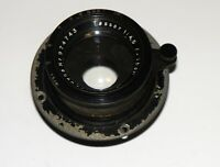 RARE Carl Zeiss Jena Tessar 4.5/15 cm Large Format lens 4x5 inches