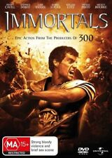 Immortals (DVD, 2012)