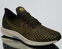 Nike Air Zoom Pegasus 35 Men's Running Shoes Black Olive New Sneakers 942851-011